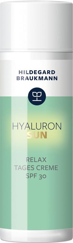 4016083003681_Limitierte-Editionen_Hyaluron-Sun-Relax-Tages-Creme-SPF-30_highres_10296