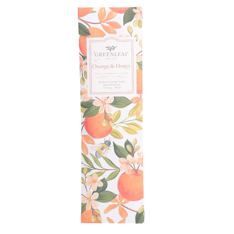greenleaf-duftsachet-orange-honey-slim-902471G