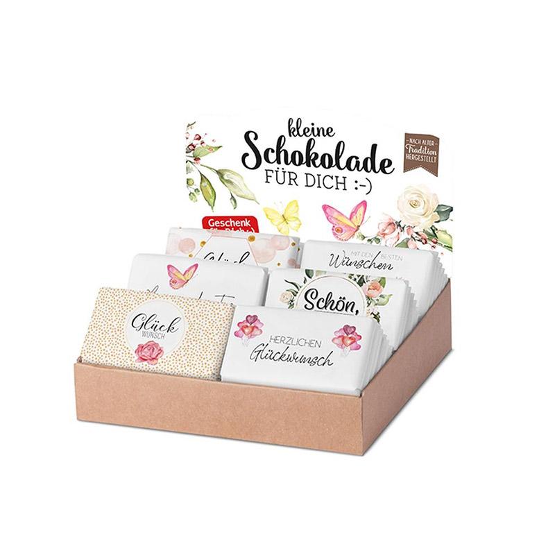 Minischokolade-geschenkidee-lavida